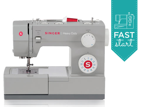 Singer Sewing Heavy Duty Sewing Machine Quick Start Online Course