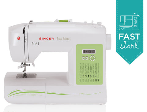 Singer Sew Mate Sewing Machine Fast Start Online Course