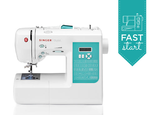 Singer Stylist Sewing Machine Fast Start Online Course
