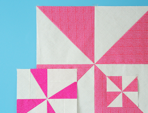 Playing with Pinwheels in Quilting online course