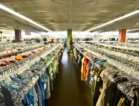 Thrift store shopping 101 online course