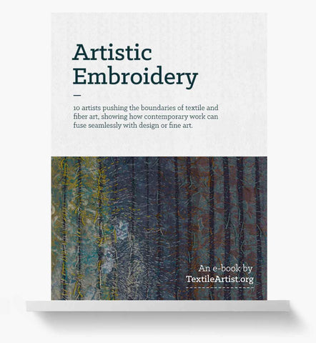 Artistic Embroidery book