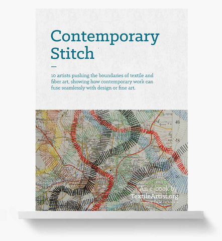 Contemporary Stitch book