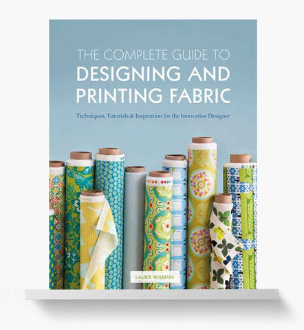 Designing and printing fabric book