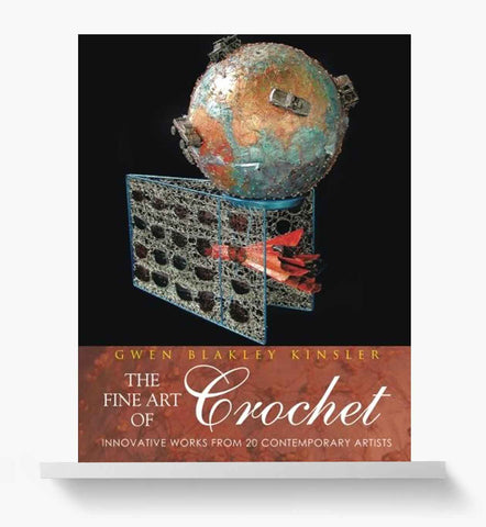 Fine art of Crochet book