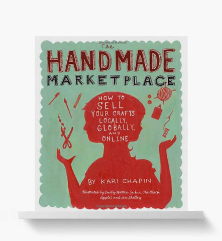 Handmade marketplace book
