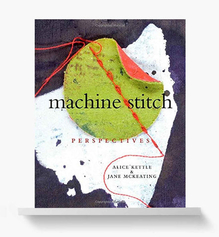 Machine stitch perspectives book
