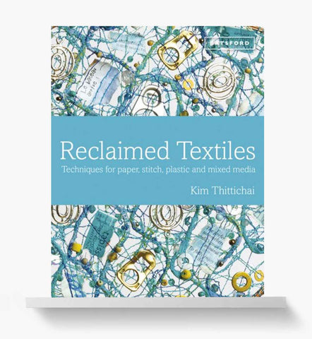 Reclaimed Textiles book