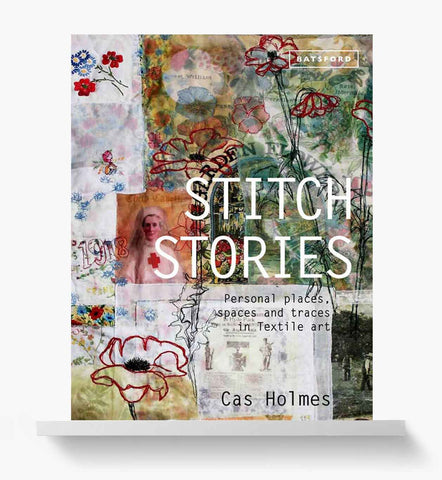 Stitch Stories book
