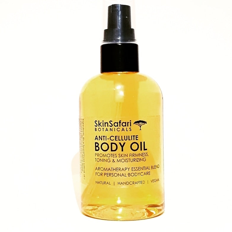 Natural Detox Anti-cellulite Body Oil