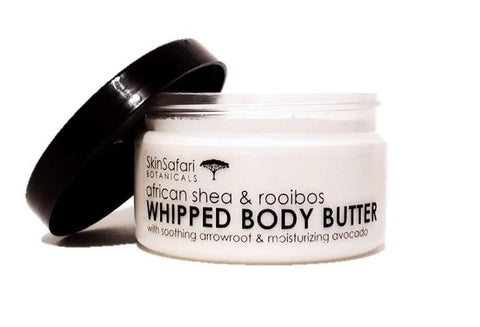 Shea Body Butter with soothing Rooibos