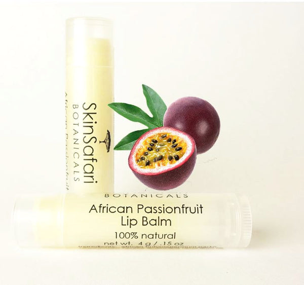 African Passionfruit Natural Lip Balm