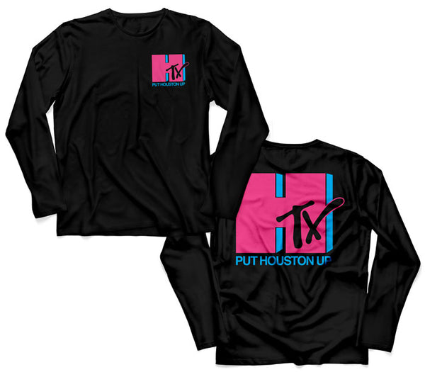 HTX Long Sleeve Tee