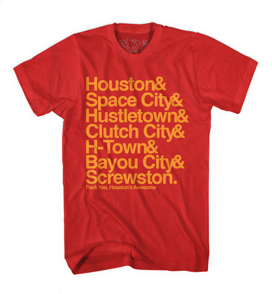 Houston Nicknames - Rockets