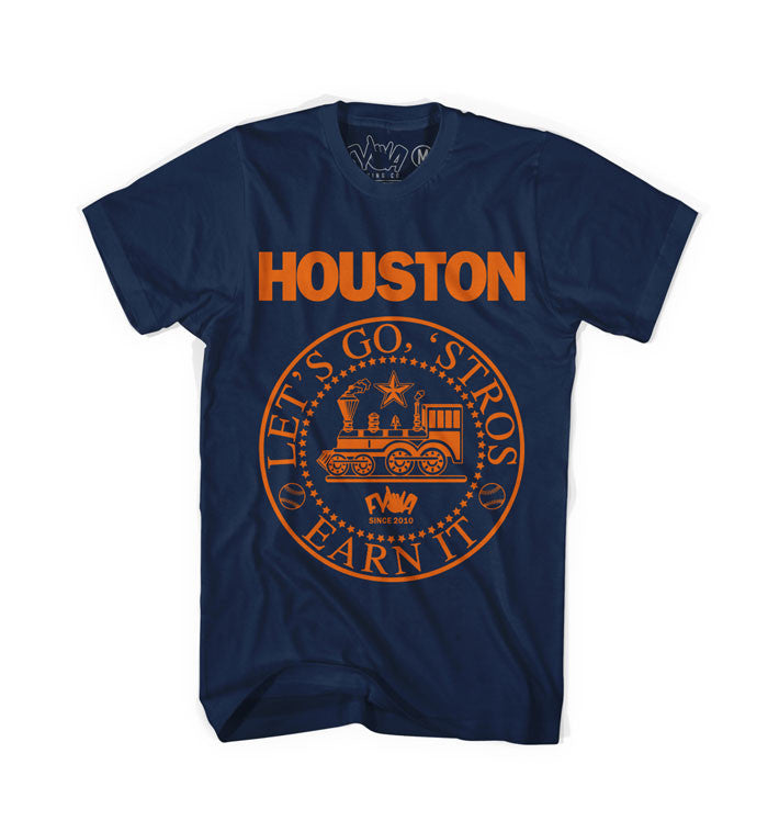 HOUST SEAL-ASTROS EDITION