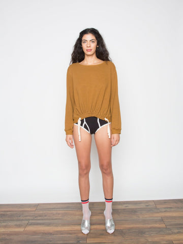 Bliss French Terry Pullover