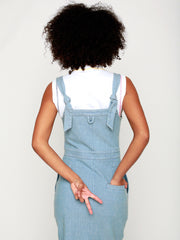 No. 901 Denim Pencil Dress