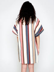 Revell Stripe Tee Dress