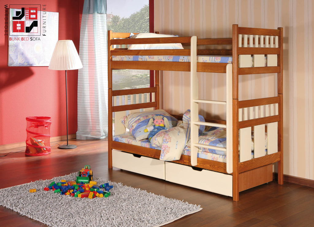 OLIVER - Just imagine smile of your loved ones because of this bunk bed