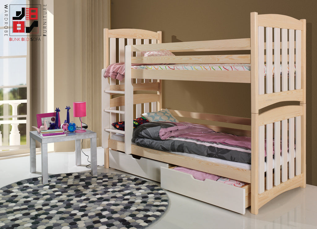 SERAFIN - Safety and well built children bunk bed