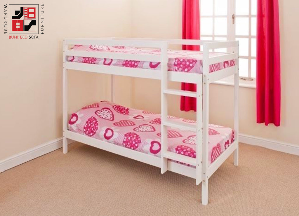 CALIPPO - Catchy pine wood bunk bed which fits everywhere