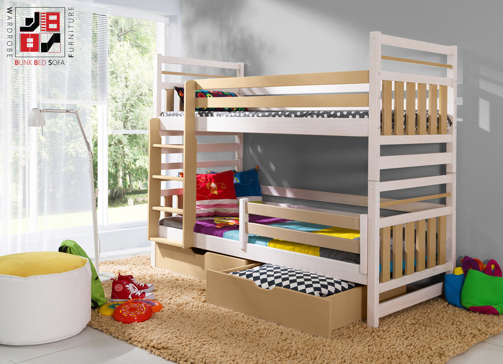 BARBAROSA - Really solid bunk bed which makes every day wonderful