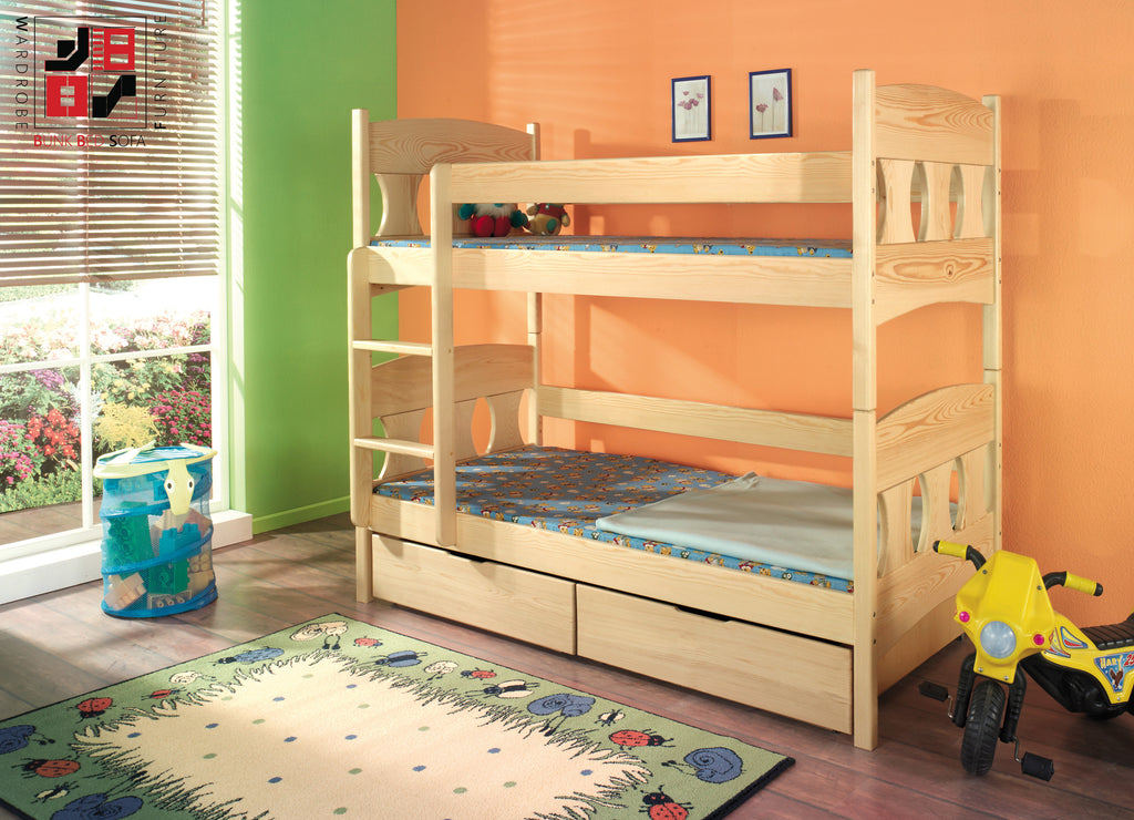 VICTOR - Just great bunk bed with solid components