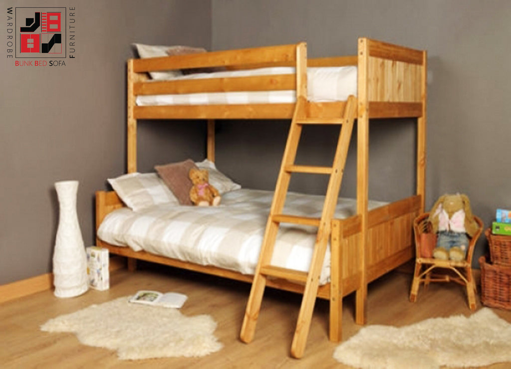 PEGARRO - Triple bunk bed is the best for your kids