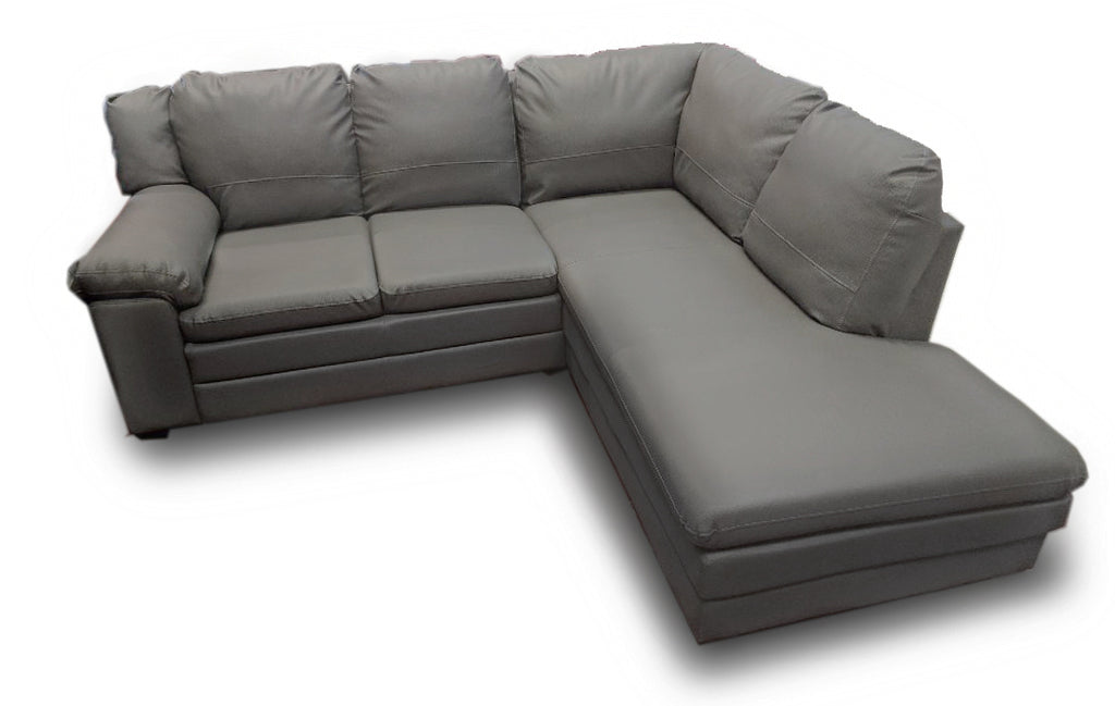 Cezar, Comfortable Corner Sofa Bed With Geometric Shape