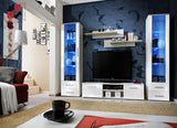 GALINO - TV Wall Unit for those, who like save space - Wardrobe-Bunk-Bed-Sofa - 11
