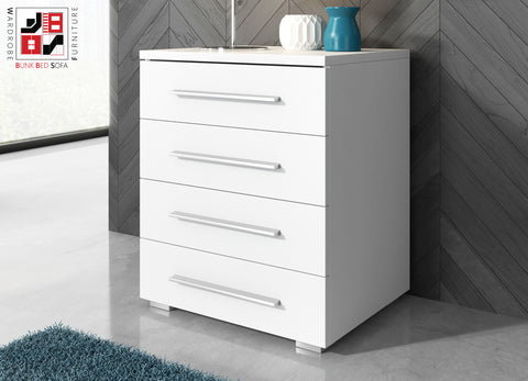 POPEYE - simple shape chester drawer with great functional - Wardrobe-Bunk-Bed-Sofa - 1
