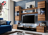 FRESH - Your better half will love you even more if your TV won't stand on the chair - Wardrobe-Bunk-Bed-Sofa - 2