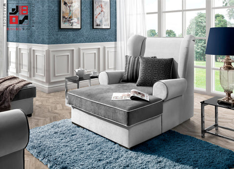 DEMI - Chaise Longue perfect for those who loves comfy