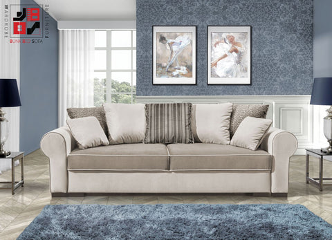 DEMI - Futurist functional and comfy commited to bring back classic design >256x106cm<