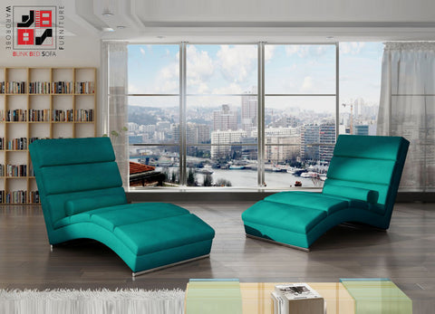 CORA - Chaise Lounge  which makes every living room more valuable
