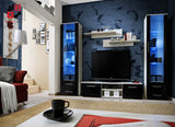 GALINO - TV Wall Unit for those, who like save space - Wardrobe-Bunk-Bed-Sofa - 8