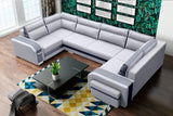 KANSAS U - amazing U-shaped sofa bed with a huge sleeping function wardrobe bunkbed sofa