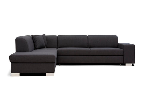 timeless design 8d67f fd70d DIDIM - Modern Corner Sofa Bed with Storage and Pull Out Bed. 2 Colours  >285x220cm<