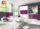 EDEN II - your loved ones will love it for modern design and functional - Wardrobe-Bunk-Bed-Sofa - 5