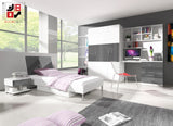 EDEN II - your loved ones will love it for modern design and functional - Wardrobe-Bunk-Bed-Sofa - 6
