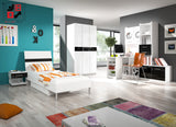 EDEN I  - your loved ones will love it for modern design and functional - Wardrobe-Bunk-Bed-Sofa - 7