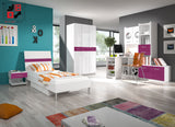 EDEN I  - your loved ones will love it for modern design and functional - Wardrobe-Bunk-Bed-Sofa - 3