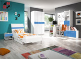 EDEN I  - your loved ones will love it for modern design and functional - Wardrobe-Bunk-Bed-Sofa - 4