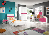 EDEN I  - your loved ones will love it for modern design and functional - Wardrobe-Bunk-Bed-Sofa - 2