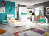 EDEN I  - your loved ones will love it for modern design and functional - Wardrobe-Bunk-Bed-Sofa - 5