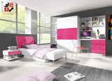 EDEN II - your loved ones will love it for modern design and functional - Wardrobe-Bunk-Bed-Sofa - 4