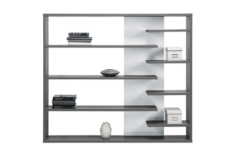 SOPHIA S01 - Modern Bookshelf with Elegant Design for Living Room or Office >160cm<
