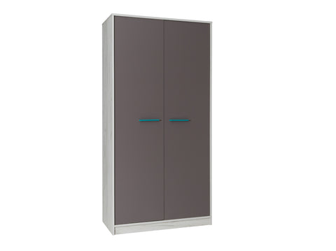 ANDORA I - Classy Wardrobe With Shelf and Hanging Rail - it will fit everywhere >96cm<