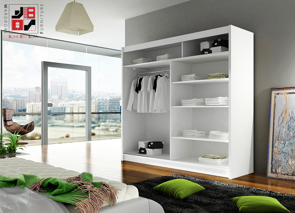 BRAVA 2 sliding door wardrobe