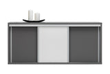 SOPHIA S03 - Modern Cabinet with Sliding Doors and Elegant Design >160cm<